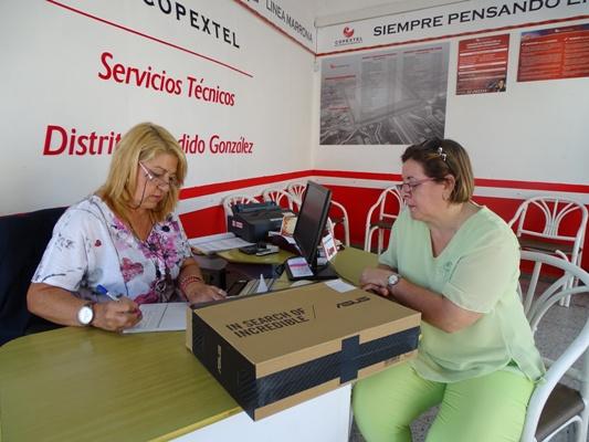 COPEXTEL labora en Camagüey por mayor calidad de los servicios técnicos (+ Fotos)