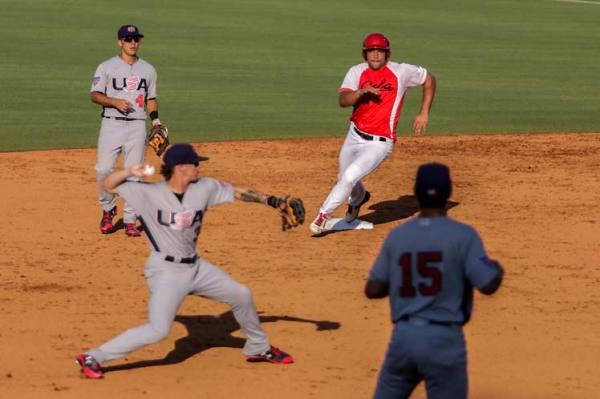 Cuba gana último del tope amistoso de Béisbol con EE.UU.
