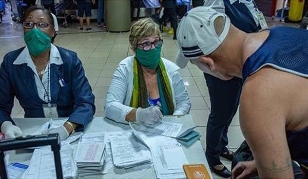 Concluyó en Camagüey traslado de turistas hacia La Habana para el retorno a su país (+ Audio)