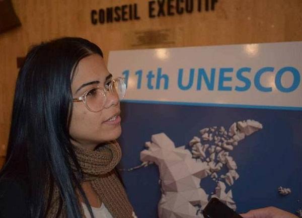 Cuba y OCLAE a favor de estrechar vínculos entre jóvenes y la UNESCO