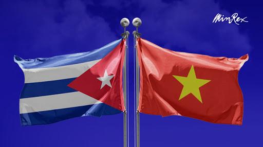 Partidos comunistas de Cuba y Vietnam comparten experiencias de sus congresos