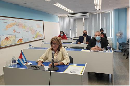 Ratifica Cuba compromiso con desarrollo sostenible del Caribe