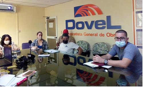 Ofrece DOVEL Camagüey múltiples servicios relacionados con obras constructivas