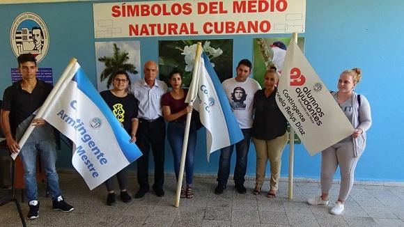 Apoyarán universitarios camagüeyanos importantes tareas socioeconómicas (+ Post)