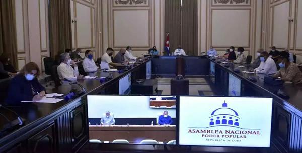 Sesiona el Consejo de Estado de la República de Cuba
