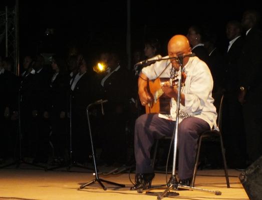Desde Camagüey, cantata por Fidel