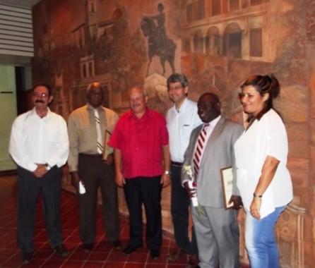 Distingue el Poder Popular a personalidades camagüeyanas