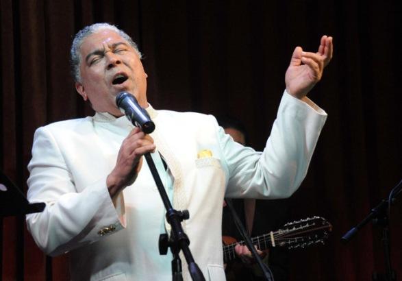 Danny Rivera en Cuba, para cantar y grabar