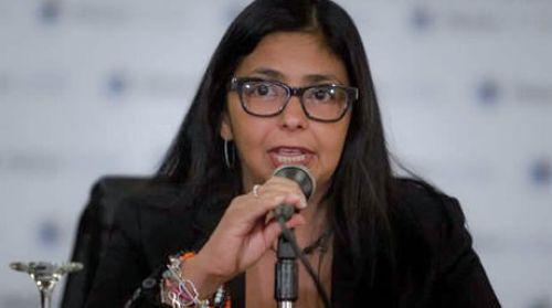 Venezuela rechaza acusaciones de Estados Unidos