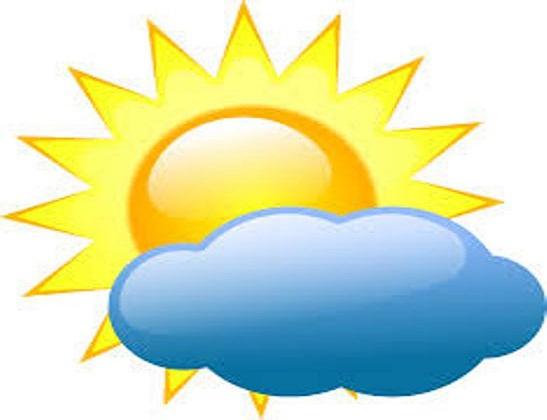 Hoy en Camagüey, día cálido con muy aisladas precipitaciones