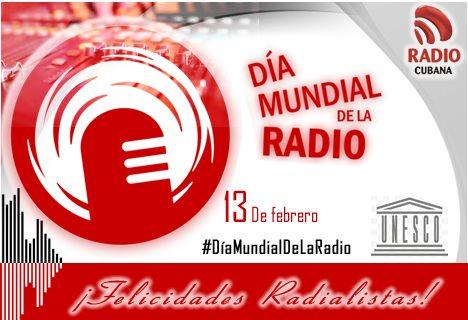 Felicita Díaz-Canel a radialistas cubanos en su Día Internacional (+ Tuit)