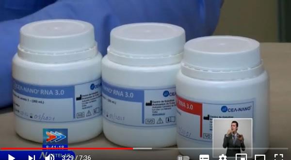 Desarrollan y producen en Cuba diagnosticador de muestras de PCR