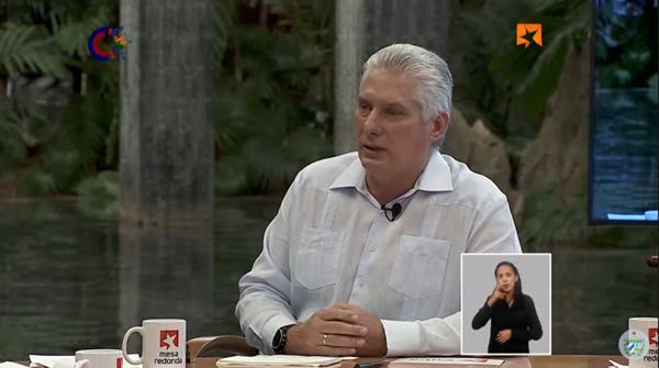 No podemos permitir que nos desunan, expresa Presidente cubano