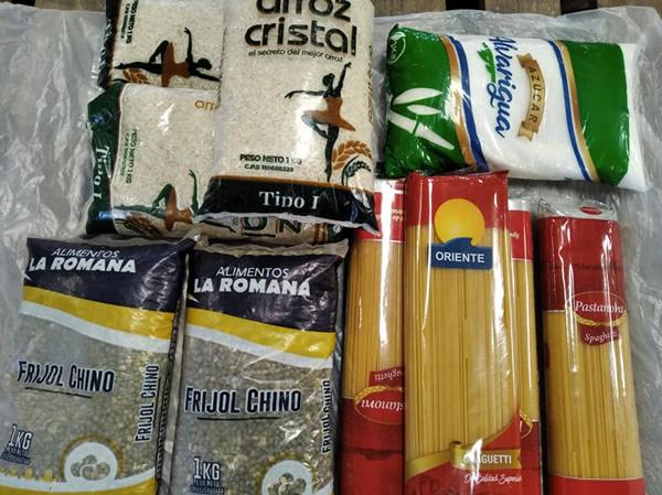 Organizan distribución en Cuba de alimentos donados por naciones amigas