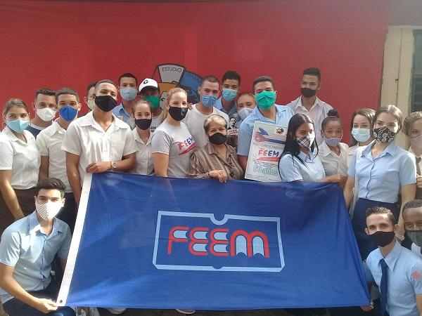 Celebran en Camagüey cumpleaños 50 de la FEEM