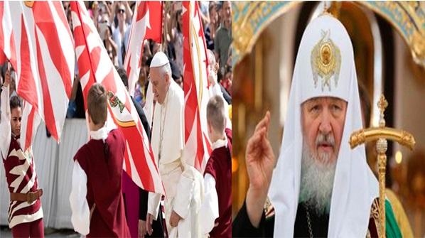 Líderes religiosos desean buenos augurios al Mundial de Fútbol Rusia 2018