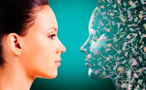 Microbios manipulan estados de ánimo en humanos, según estudio
