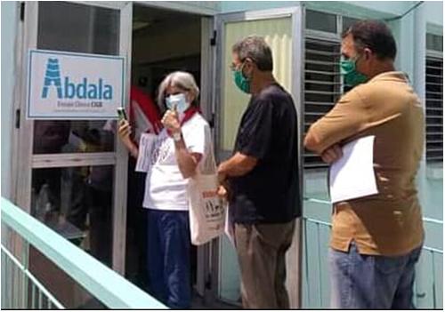 Comenzará este lunes en Cuba nuevo ensayo de intervención con candidato vacunal Abdala (+ Post)