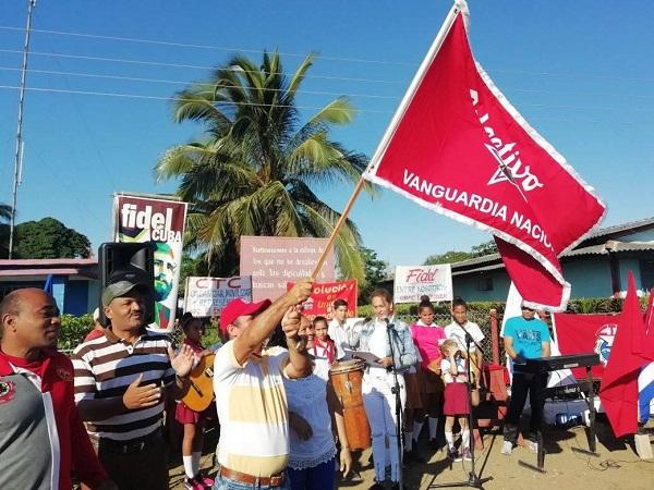 Vanguardia Nacional cooperativa cañera El Entronque, en el oriente camagüeyano (+Audio y Fotos)