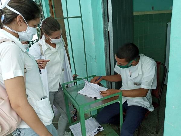 L'Université des sciences médicales de Camagüey à l'avant-garde contre la pandémie