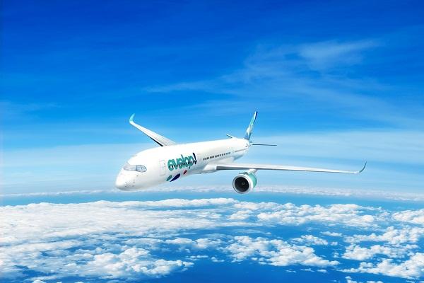 Para viajes a Cuba incorpora moderno airbus aerolínea española Evelop!
