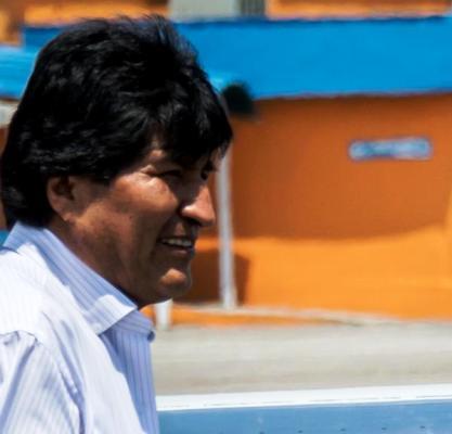 Confía presidente Evo Morales en recuperación de la izquierda latinoamericana