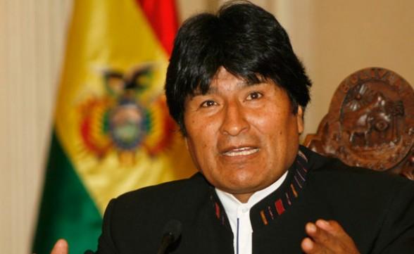 Presidirá Evo Morales vigilia de apoyo a demanda marítima de Bolivia