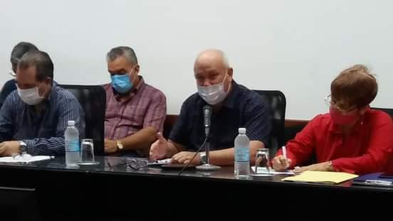 Evalúa viceprimer ministro Tapia Fonseca situación actual de la ganadería en Camagüey