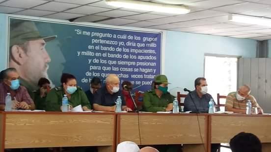 Convocan en Camagüey a garantizar rendimiento industrial para cumplir zafra azucarera