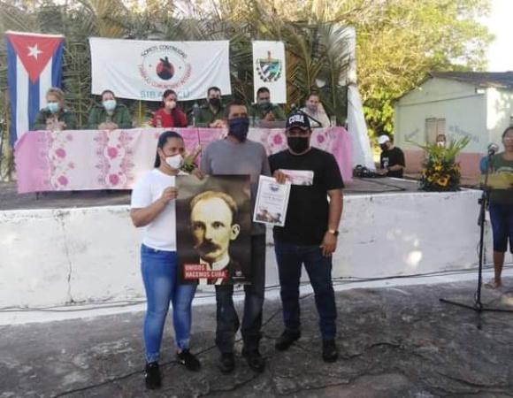 Trabajo Comunitario Integrado Somos Continuidad llega hasta comunidad La Matilde en Sibanicú (+ Fotos)