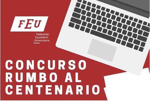 Convoca la FEU al concurso Rumbo al Centenario