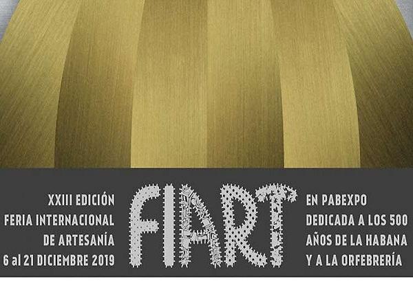 Vuelve a la capital cubana la Feria Internacional de Artesanía