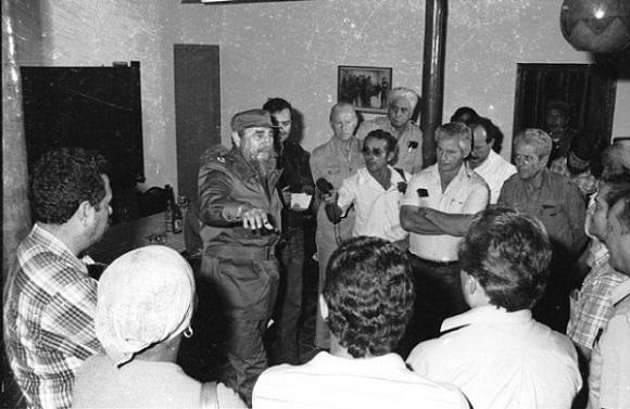 Fidel: el alma de la Revolución cubana (+ Audio)