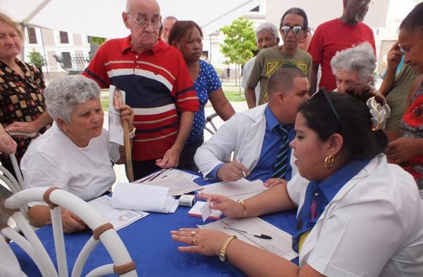 Camagüey celebra Día Mundial de la Diabetes con una Feria de Salud