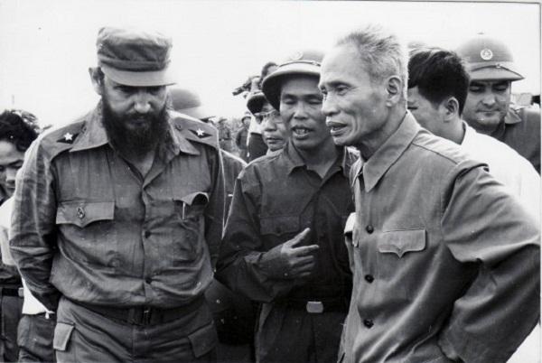 Dedican seminario académico en Cuba a Fidel Castro y Ho Chi Min