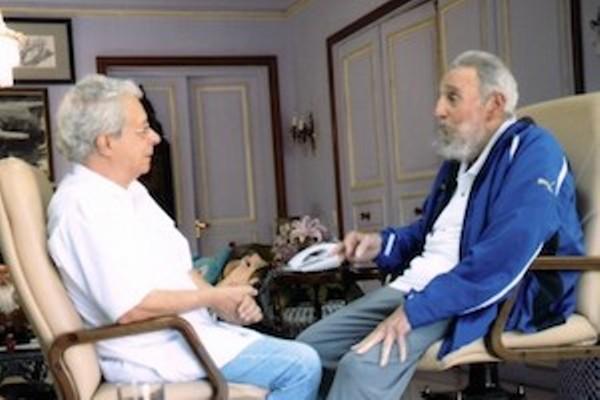 Biografía de Frei Betto con prólogo de Fidel Castro será presentada en Brasil