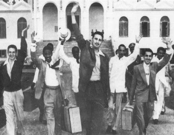 Cuba recuerda salida de Fidel Castro de presidio