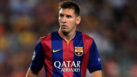 Messi agradece apoyo ante lesión que lo aleja de las canchas