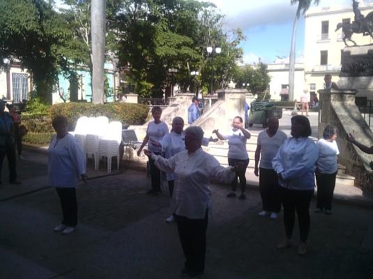 Pratiques de Camagüey pour une vieillesse en meilleure qualité de vie ( photos)