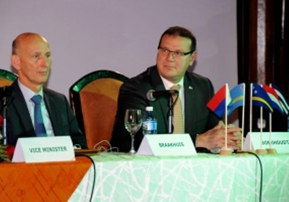 Holanda interesada en ampliar vínculos económicos con Cuba