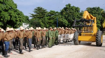 Atención al hombre, prioridad de la zafra en Camagüey