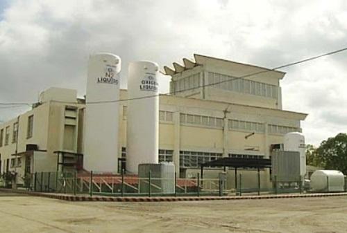 Reconocen resultados de Unidad Empresarial de Gases Industriales en Camagüey ( + Fotos)