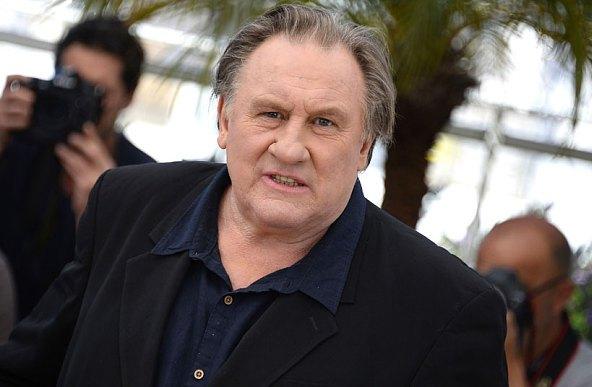Investigan al famoso actor francés Gérard Depardieu
