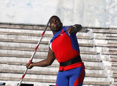 Representa Gerdan Fonseca a Camagüey en mitin de Atletismo y Natación en Brasil