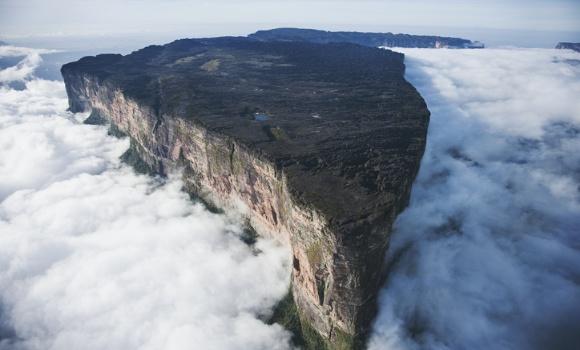 Monte Roraima: extraña formación geológica del planeta (+ Foto y Video)