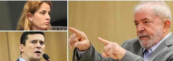 Admite jueza que condenó a Lula haber copiado sentencia de Moro