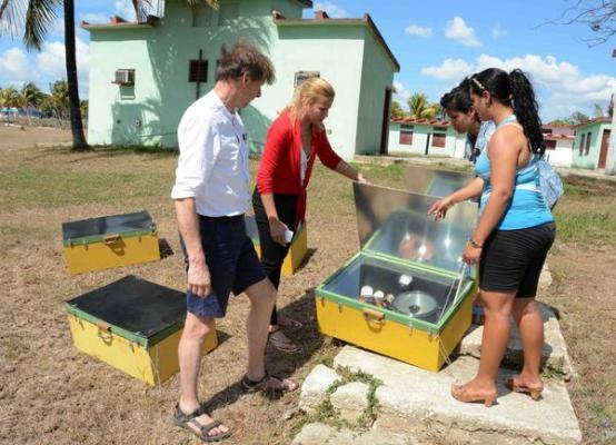 Apuesta asociación suiza por uso de la energía solar en Camagüey (+ Fotos)