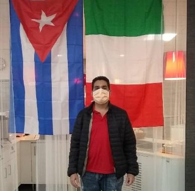 Tres ciudades lleva el doctor Yosmani en su corazón: Las Tunas, Camagüey y Crema (+ Audio)