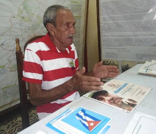 Justino Oquendo Tamayo: un hombre Revolución