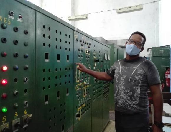 Frigorífico Stefan Borisov de Camagüey adopta medidas para mayor ahorro energético (+ Fotos)